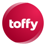 toffy digital logo