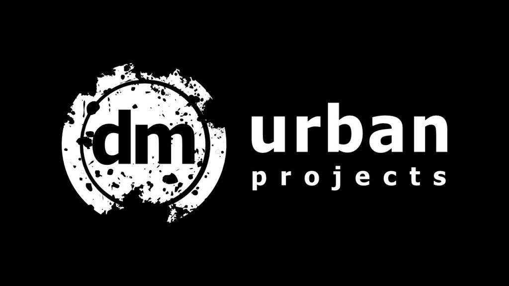 Dm Urban Logo Design