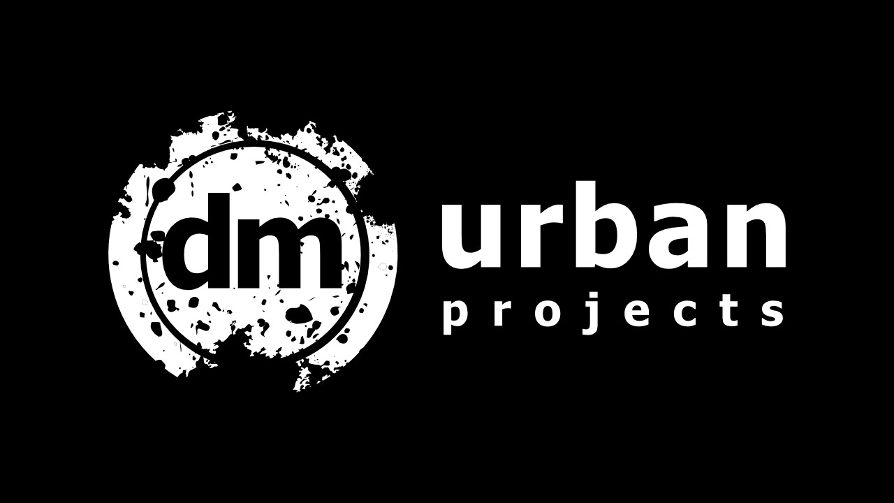 Dm Urban Logo Design